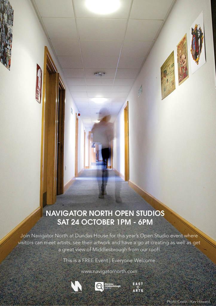 Open Studios Poster 2015