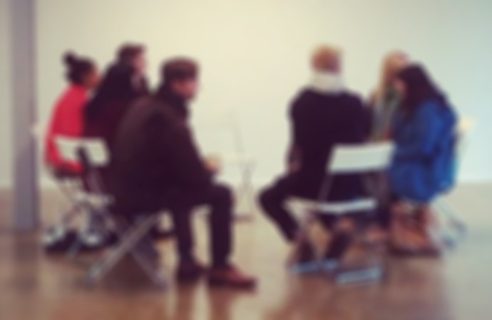 CROP_seated group_blur
