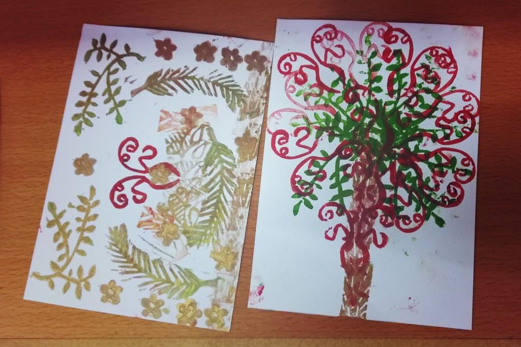 Mbro Winter Garden Print Day7