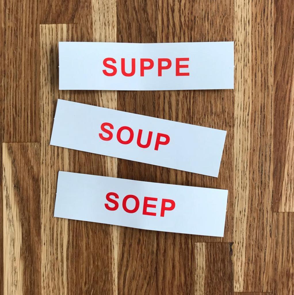 Soup Labels