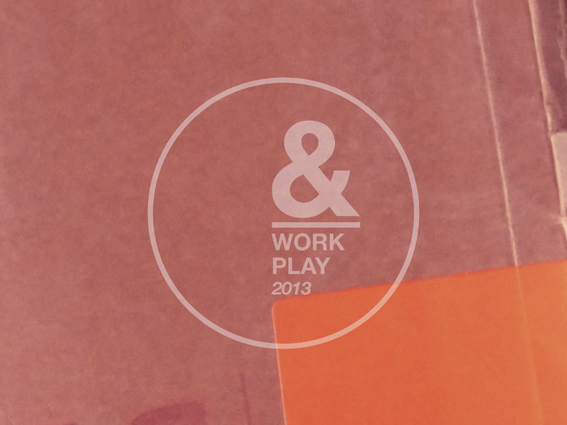 Work & Play Publication