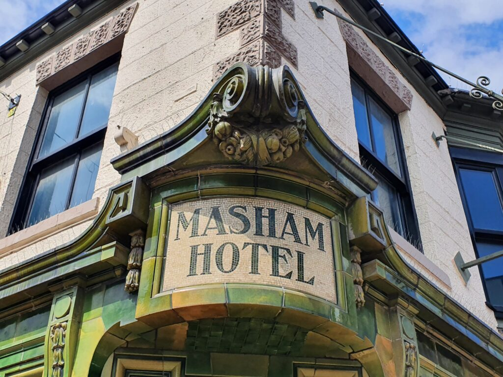 The Masham Hotel, Middlesbrough